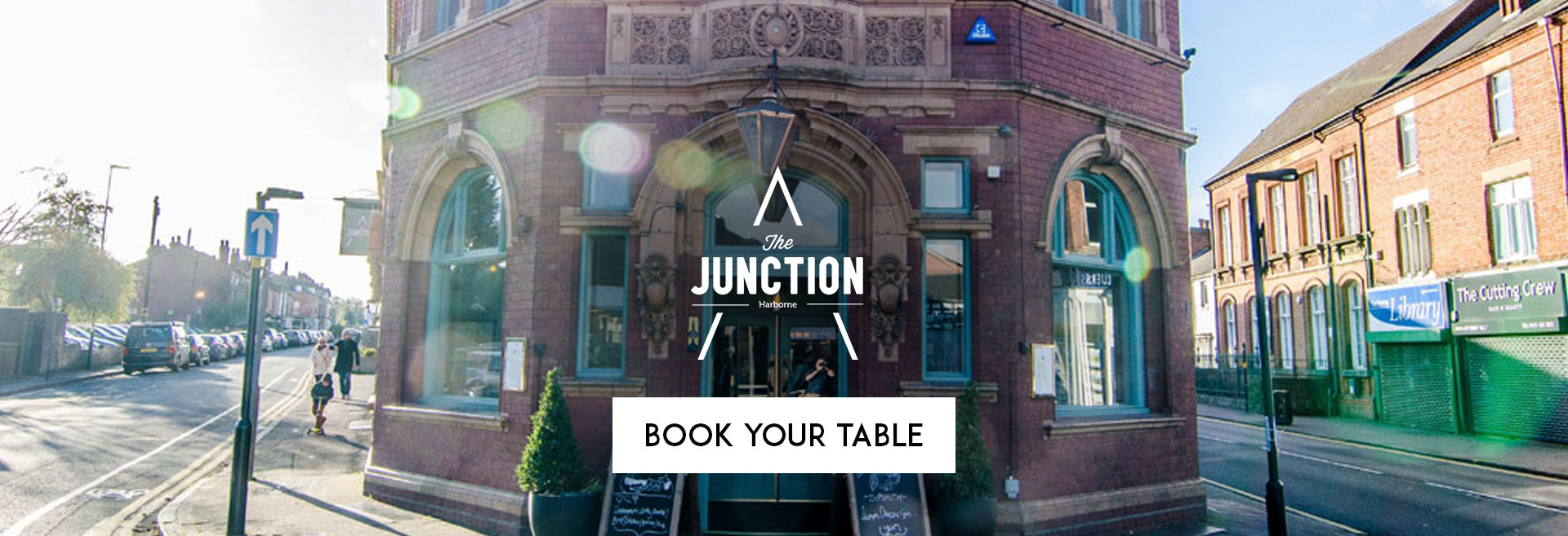 Book Your Table at The Junction